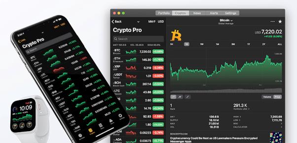 cryptopro portfolio tracker