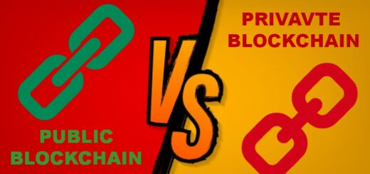 private vs public blockchain - the difference