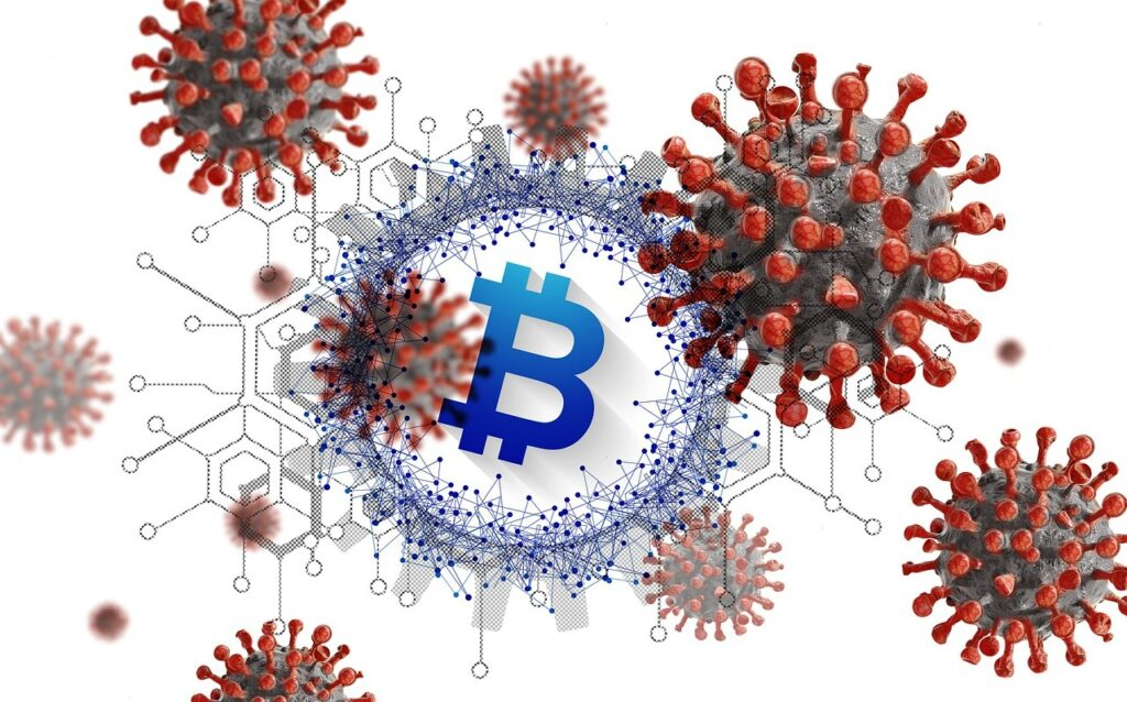 Bitcoin pandemic
