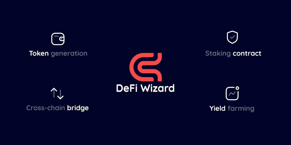 DeFi Wizard Raises $750k from Blockchain Investment Bigshots, to Simplify Multi-chain DeFi Legos 1