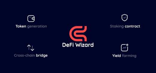 DeFi Wizard Raises $750k from Blockchain Investment Bigshots, to Simplify Multi-chain DeFi Legos 1