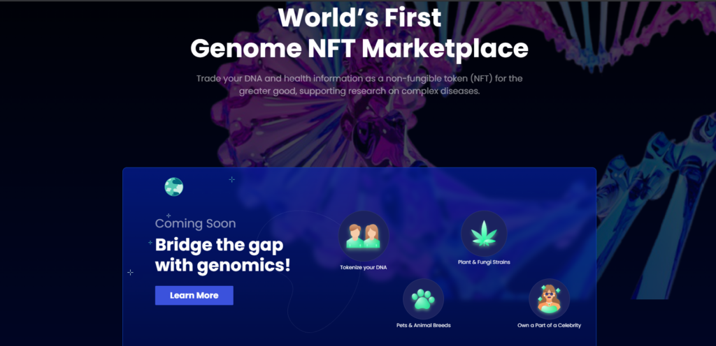 Shivom, co-founded by Harvard genomics pioneer George Church, launching the world's first DNA NFT marketplace 1