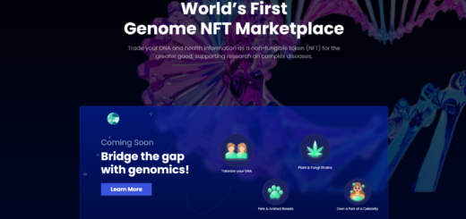 Shivom, co-founded by Harvard genomics pioneer George Church, launching the world's first DNA NFT marketplace 9