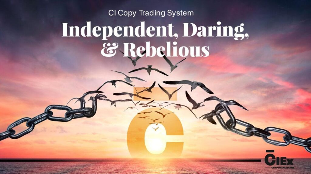 """Centurion Invest Launches Its Copy Trading System For """"Independent, Dearing, Courageous and Rebelious"""" CIEx Traders 1"""