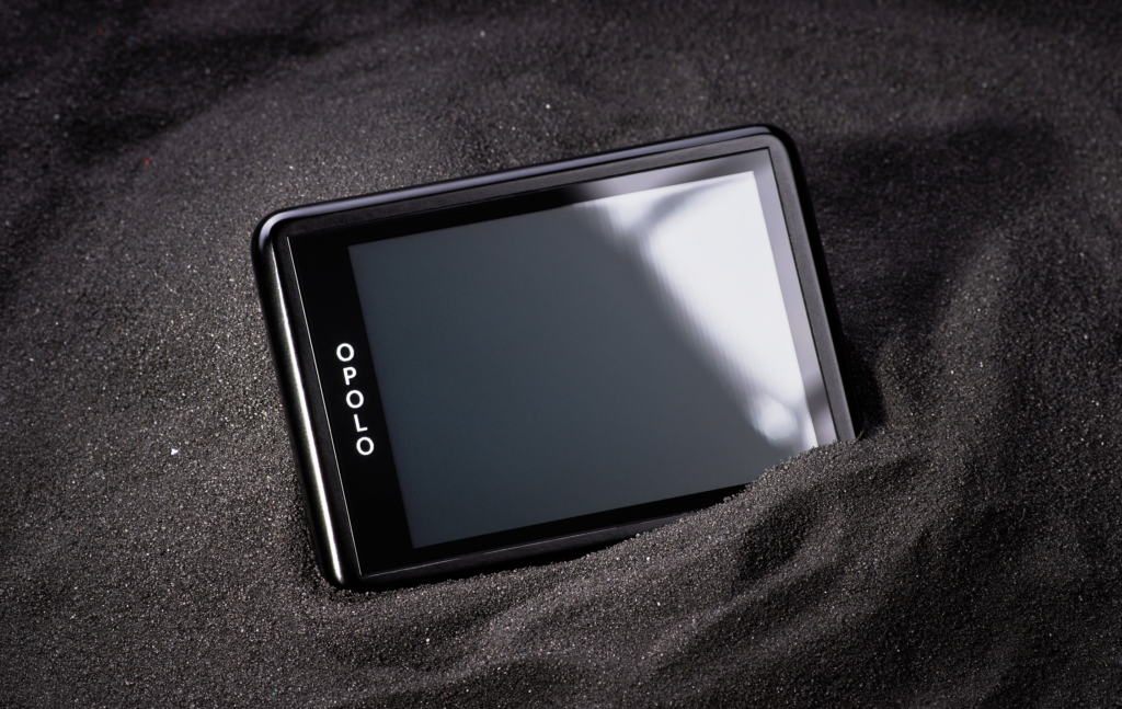opolo cosmos review hardware wallet