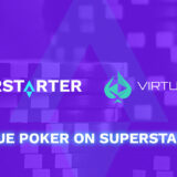 Virtue Poker to launch IDO on SuperStarter in partnership with SuperFarm 3