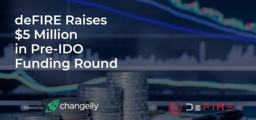 Changelly Powered - deFIRE Raises $5 Million in Pre-IDO Funding Round to bring Defi onto the Cardano ecosystem 2