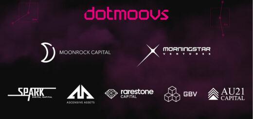 dotmoovs Raises $840,000 From Strategic Investors and Partners 2