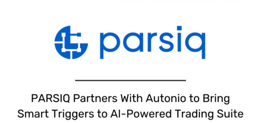 PARSIQ Partners With Autonio to Bring Smart Triggers to AI-Powered Trading Suite 11