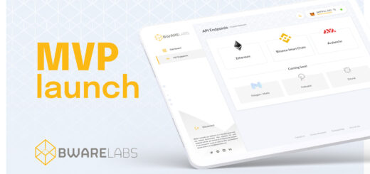 Bware Labs Launches MVP of High Performance Decentralized Node Network 1