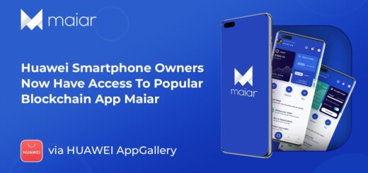 Huawei Smartphone Owners Now Have Access To Popular Blockchain App Maiar via AppGallery 1