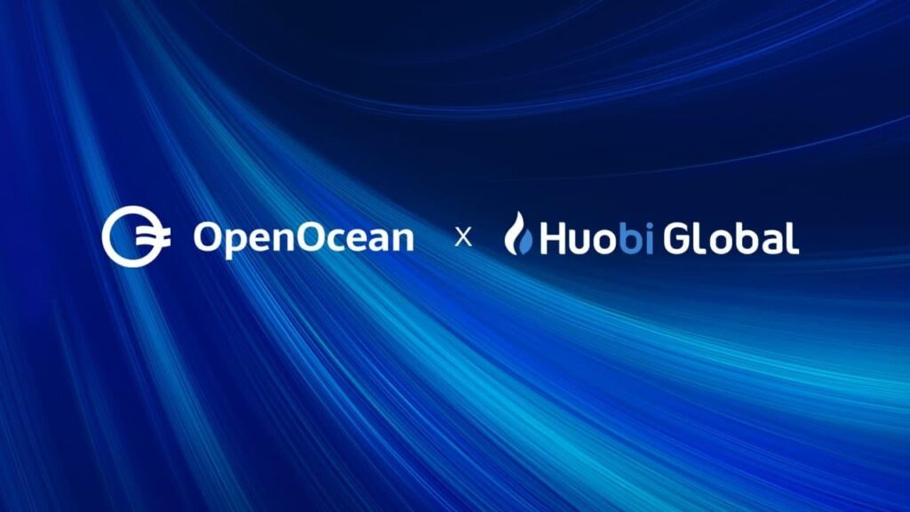 World's leading DeFi and CeFi aggregator OpenOcean announces strategic investment by Huobi Ventures 1