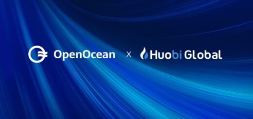 World's leading DeFi and CeFi aggregator OpenOcean announces strategic investment by Huobi Ventures 9