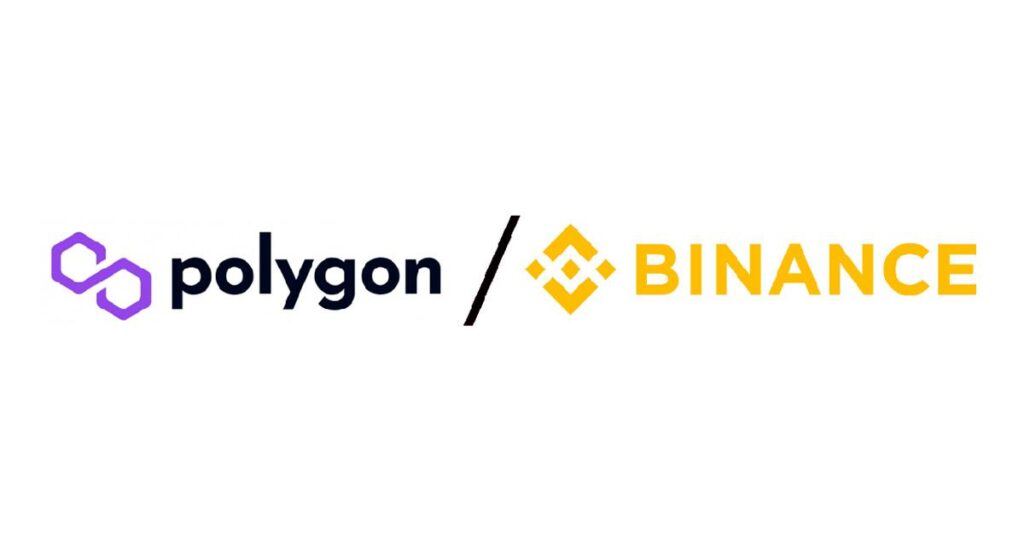Binance.com fully integrates Polygon Mainnet for Deposits and Withdrawals 1