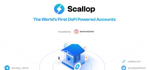 DeFi Neo-banking App Scallop is set to Close Its $2.5m Seed Funding Round Led By Blackedge Capital 13