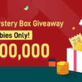 Gate.io Launches Mystery Box Giveaway For New Users With $1 Million In Prizes 16