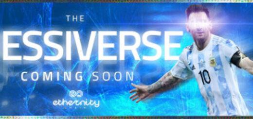 "Blockchain Platform Ethernity Chain Announces ""The Messiverse"" Has Arrived 3"
