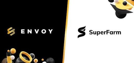 ENVOY Partners with SuperFarm to Expand Reach of Premium Mass Appeal NFTs 2