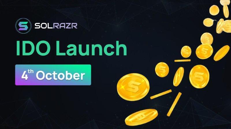Solana based SolRazr, a Venture Platform Offering a Decentralized Developer Ecosystem, to Deploy Launchpad 1