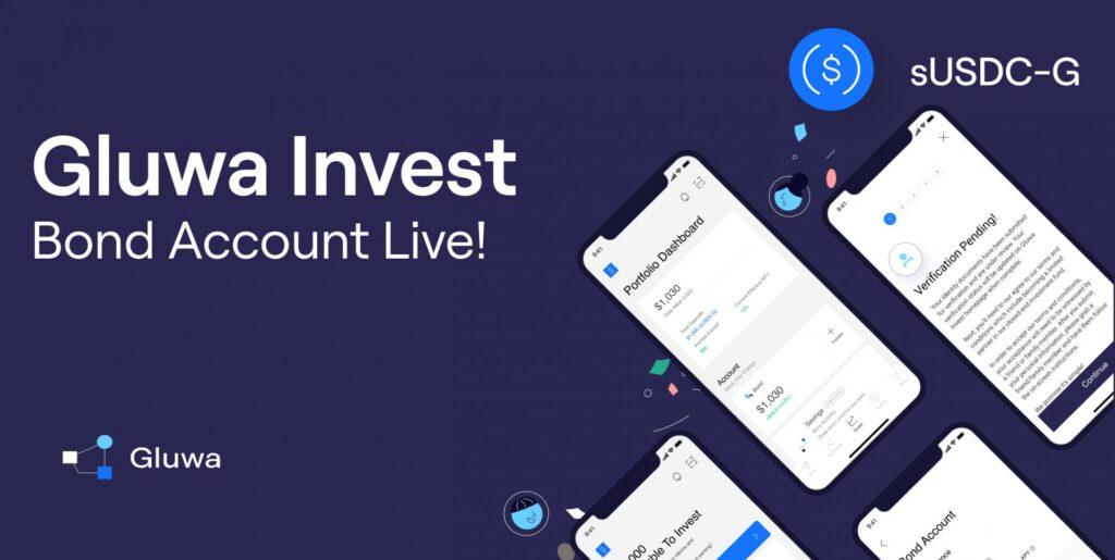 Gluwa Platform Launches Social-Impact Venture Debt Fund on Ethereum 1