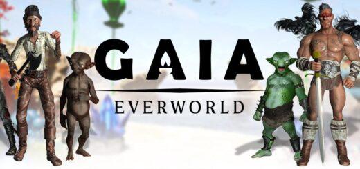 Polygon-based Multi-Region Fantasy Game Gaia EverWorld Closes $3.7M Seed Round 5