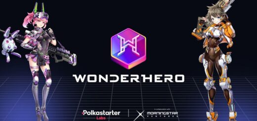 Polkastarter Unveils Startup Incubator, Names WonderHero as Maiden Project 1