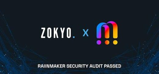 Raiinmaker Influencer Marketing App Passes Zokyo Smart Contract Audits 9